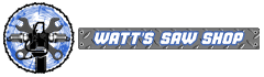 Watt's Saw Shop